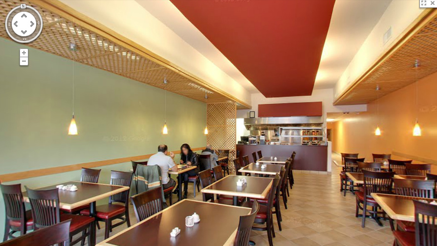 Kabob Palace Winnipeg Virtual Tour
