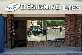 Designing Eyes The Optical Store